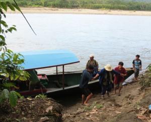 Peru-Amazonia-arrival