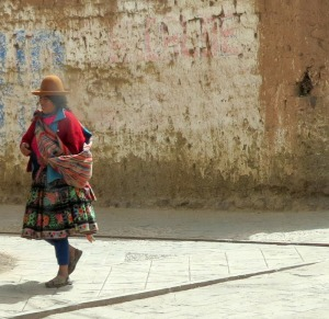 Peru-Quechua-woman